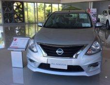 2017 Nissan Almera E Sportech sedan