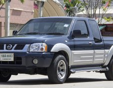 2005 Nissan Frontier 2.7 KING CAB TL MT