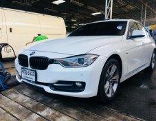 BMW SERIES 3 – 320D F30 SPORT 2.0 TWINPOWER TURBO ปี 2015