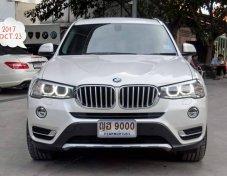 BMW X3 X-Drive 2.0d Hl ปี2015 ฟรีดาว์น
