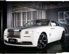 2015 ROLLS-ROYCE Wraith รถเก๋ง 2 ประตู สวยสุดๆ