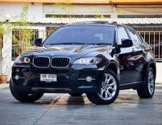 BMW X6 3.0ดีเซล ปี2013 สีดำ