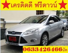 2014 Ford FOCUS 2.0Titanium sedan