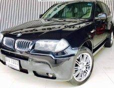 BMW X3 2.5i SE ปี 2006