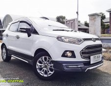 ##รถ SUV สวยๆพร้อมลุย FORD ECOSPORT 1.5 TITANIUM (AT) ปี 2014 สีขาว สภาพนางฟ้า ใหม่เอี่ยม สวยงามมาก
