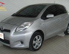Toyota Yaris 1.5 E ปี 55/12 เกียร์ AT