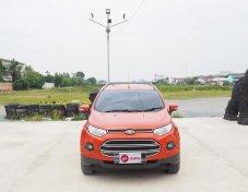 Ford Ecosport 1.5 ปี2014 สีส้ม เกียร์ออโต้ 🚗  #คันที่3099