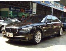 รถสวย ใช้ดี BMW 740Li รถเก๋ง 4 ประตู