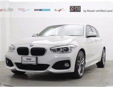 ขายรถ BMW 118i M Sport 2015 รถสวยราคาดี