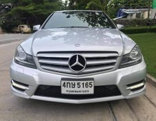 2014 Mercedes-Benz C250 AMG  Dynamic sedan