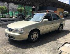 Toyota COROLLA  1.6 GXI ปี2000มือเดียว ไม่เคยติดแก๊ส