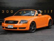 2010 Audi TT Coupe cabriolet