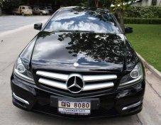 Mercedes Benz C180 coupe ปี 2012 good option