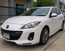 2013 Mazda 3 1.6 sport