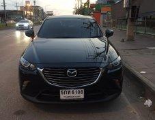 Mazda CX3 2.0 C เบนซิน 2016 รถสภาพใหม่ ไม่ผ่านการซนหนัก