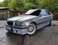 BMW e36 บรอนซ์เงิน