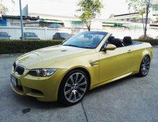 รถสวย ใช้ดี BMW M3 รถเปิดประทุน