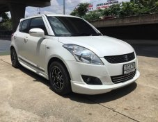 2013 Suzuki Swift GLX hatchback