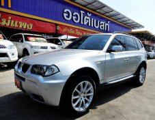 2007 BMW X3 2.5 E85 AT
