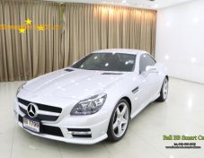 2012 Mercedes-Benz SLK200 Sport coupe