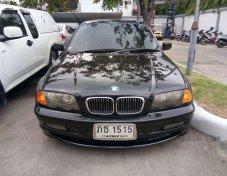 รถสวย ใช้ดี BMW 323i รถเก๋ง 4 ประตู