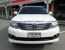 TOYOTA NEW FORTUNER 2.7 V 2WD (CHAMP) ปี 2012