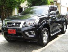 ดาวน์0บาท จัดผ่านง่าย Nissan NP 300 Navara 2.5 KING CAB Calibre EL ปี 2017