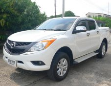 MAZDA BT50 HI RACER 4 ประตู 6SP  RWD AIRBAG/ABS 2.2 AT ปี 2013 (ดีเซล)