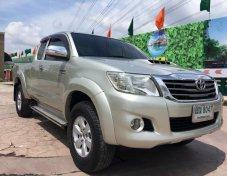 ฟรีดาวน์ 2012 Toyota VIGO CHAMP 2.5 E preruner มือเดียวสภาพสวยมาก