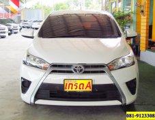 Toyota Yaris 2015 E 1.2 A/T Hatchback