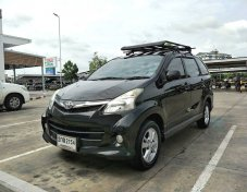 Toyota AVANZA ตัวท๊อป ไมล์น้อย ปี 2013