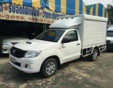 ฟรีดาวน์ รถสวย ไมล์แท้60,xxxกม  รถพร้อมใช้งานทันที Toyata Vigo Champ Single pickup 2013