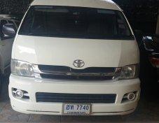 Toyota HIACE D4D 2010 van