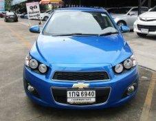 2013 Chevrolet Sonic 1.4 LT (4Dr) ปี 2013 โฉม ปี12-ปัจจุบัน เบนซิน