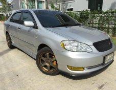 ขาย Toyota Altis 1.6E ปี 2004 รถบ้าน 138,000 บาท