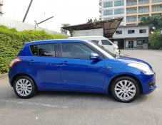 2012 Suzuki Swift GLX hatchback