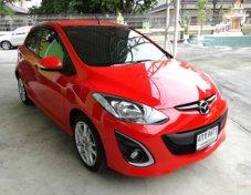 ขาย Mazda2 1.5 Sports Hatchback 2012 รถบ้านสภาพสวยจริง มือเดียวออกห้าง วิ่ง 4 หมื่นโลแท้ เดิมทั้งคัน ไม่เคยติดแก๊ส