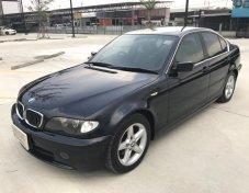 BMW 323i SE E46 ไฟยก สีดำ ปี2003 New Arrival