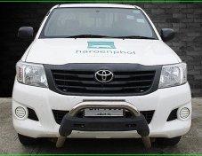 Toyota HILUX VIGO 2.5J เบนซิน LPG ปี 2013