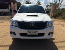 2013 Toyota Hilux Vigo Single J pickup