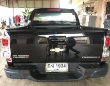 2012 Chevrolet Colorado LT Z71 4 ประตู