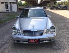 2002 Mercedes-Benz C180 Classic