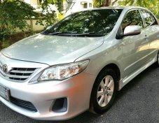 Toyota Corolla Altis 1.6 G สีเทา ปี56(2013)