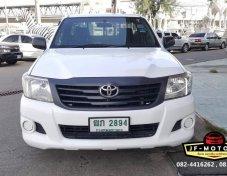 Toyota Hilux Vigo CNG pickup 2012 MT