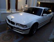 2001 BMW 730i รถเก๋ง 4 ประตู สวยสุดๆ