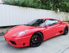 2004 Ferrari F360 Modena coupe
