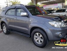 Toyota Fortuner AT 2.7 V 4WD ปี 2005 สีเทา