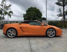 Lamborghini GALLARDO LP570-4 Spyder ขายเองครับ ซื้อมาตั้งมือ1 เข้าศูนย์ตลอด