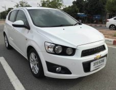 2014 Chevrolet Sonic LT coupe