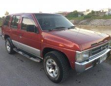 1990 Nissan Terrano suv